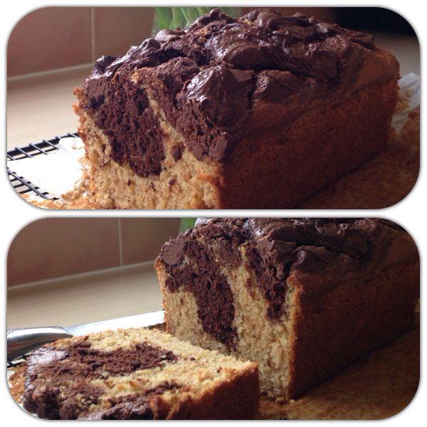 Mary berry banana chocolate cake recipe