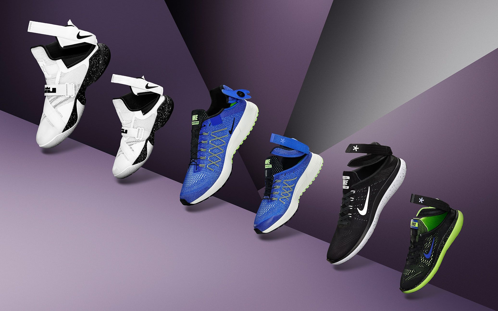 Nike is adding to its lineup of sneakers designed specifically for people  with disabilities, with