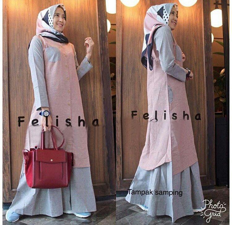 Gamis Modern Model Gamis Remaja Kekinian Ragam Muslim Pakaian Islami Model Pakaian Hijab Model Pakaian Muslim