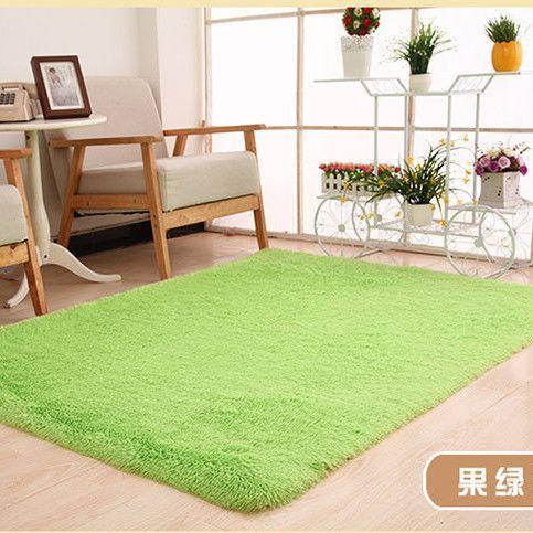 High Gloria Home Furnishing Living room Carpet Pure Bedroom Door Mat