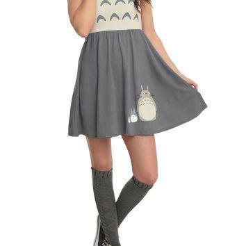 Studio Ghibli Her Universe My Neighbor Totoro Friends Costume Dress 2XL