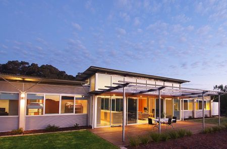 Margaret River Accommodation Corporate Traveller Accommodation Renting A House Modern Architecture Eco House
