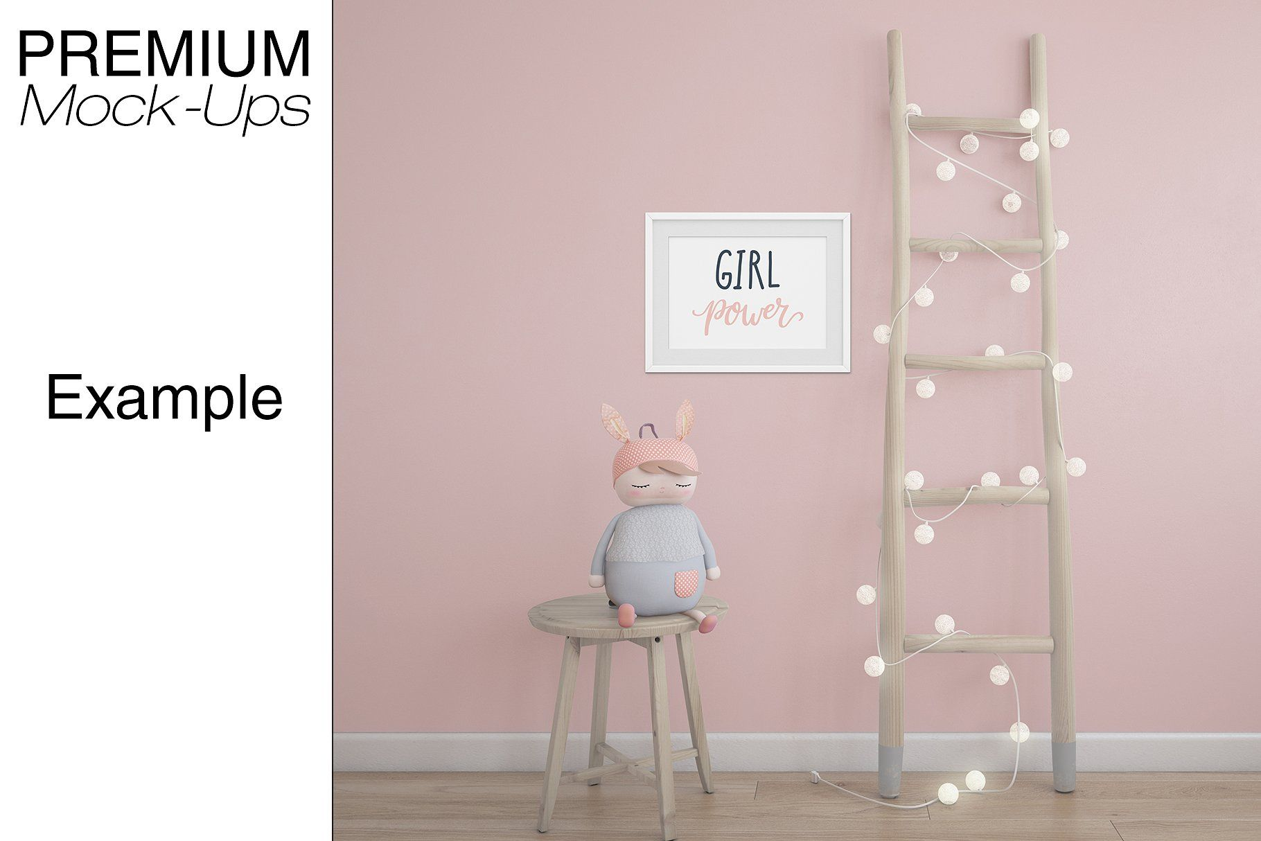 Kids Room & Frame Mockup Frame mockups, App design