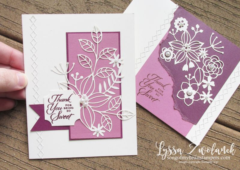 Delightfully Detailed Lace Sheet Cards With Images Paper Cards