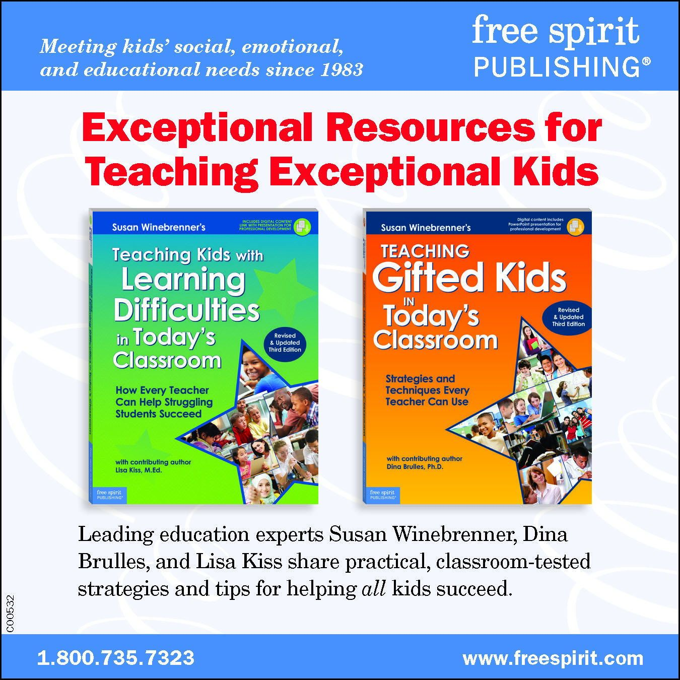 Use Teaching Gifted Kids in Today's Classroom and Teaching Kids with  Learning Difficulties in Today's Classroom
