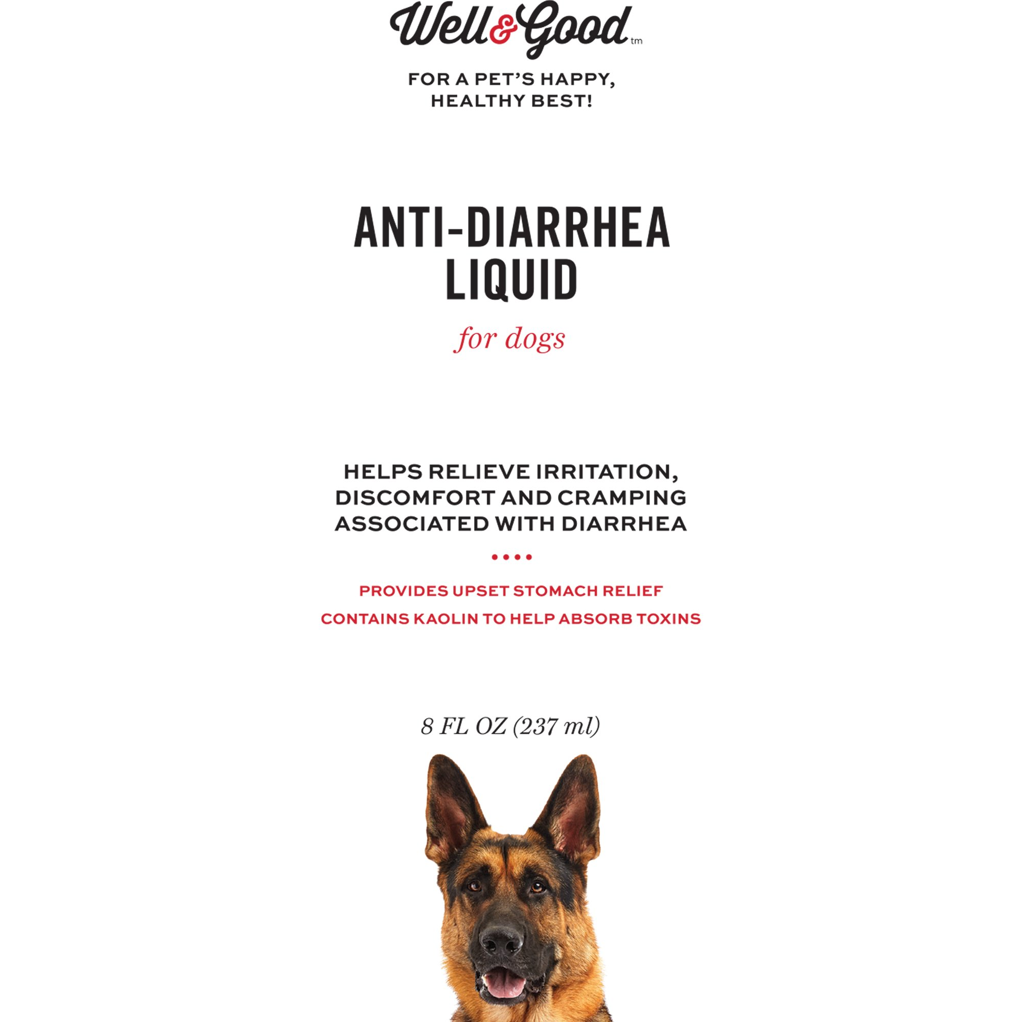 what do give a dog for diarrhea