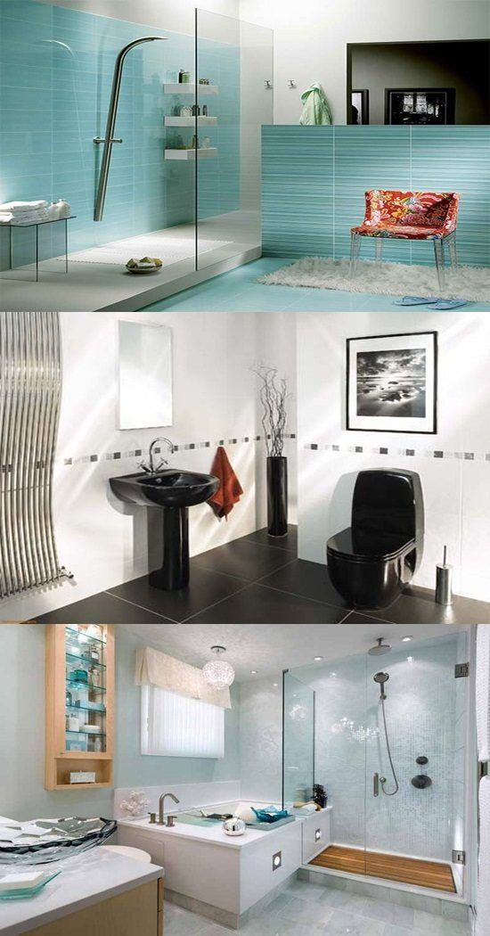 Tips On How To Make Your Small Bathroom Look Larger    Http://interiordesign4.com/tips How Make Small Bathroom Look Larger/