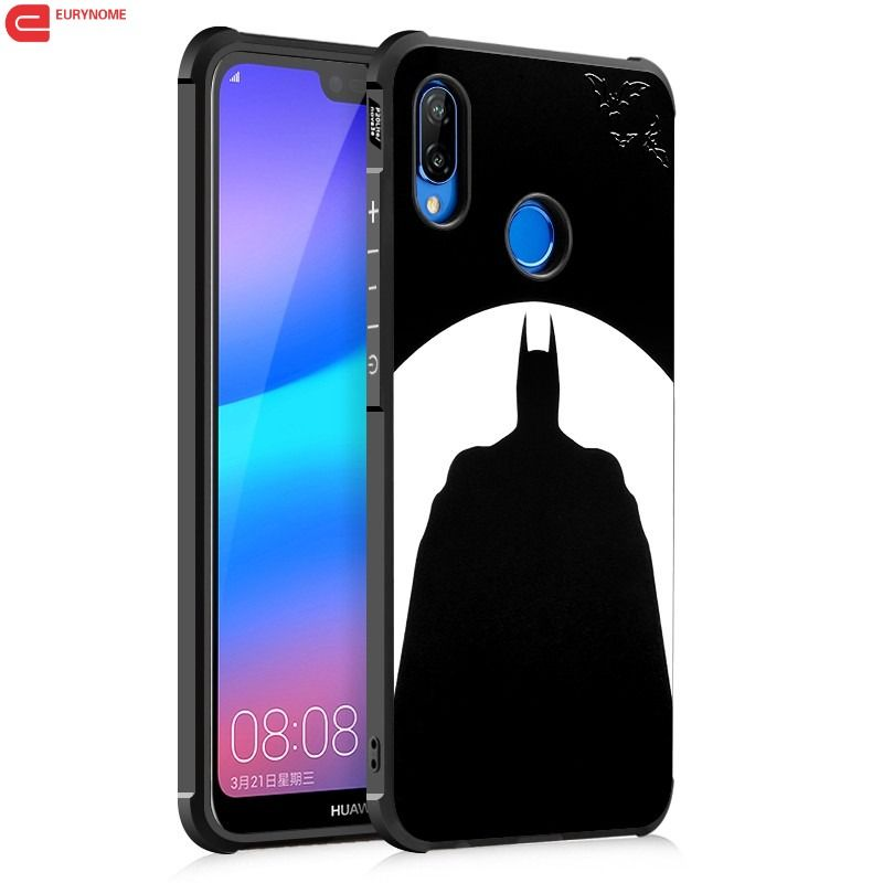 huge selection of 1563e 676ca Find More Half-wrapped Case Information about P20 Lite Retro 3D ...