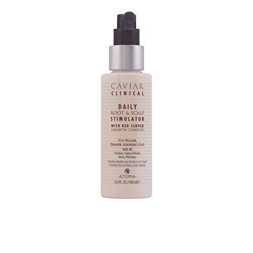 Alterna Caviar Daily Root and Scalp Stimulator for Unisex, 4 Ounce
