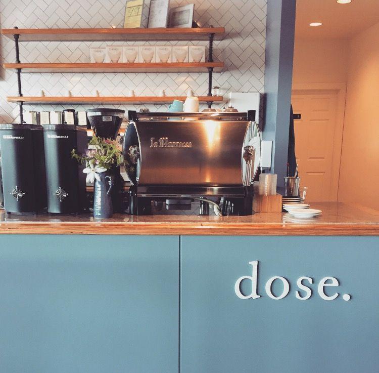Spotlight #1: Dose Coffee Shop in Nashville, TN | •Nashville