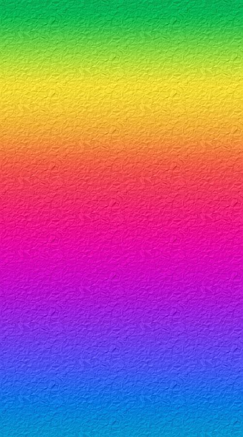 Equilter Dream Ombre Rainbow Digital Print Rainbow Wallpaper