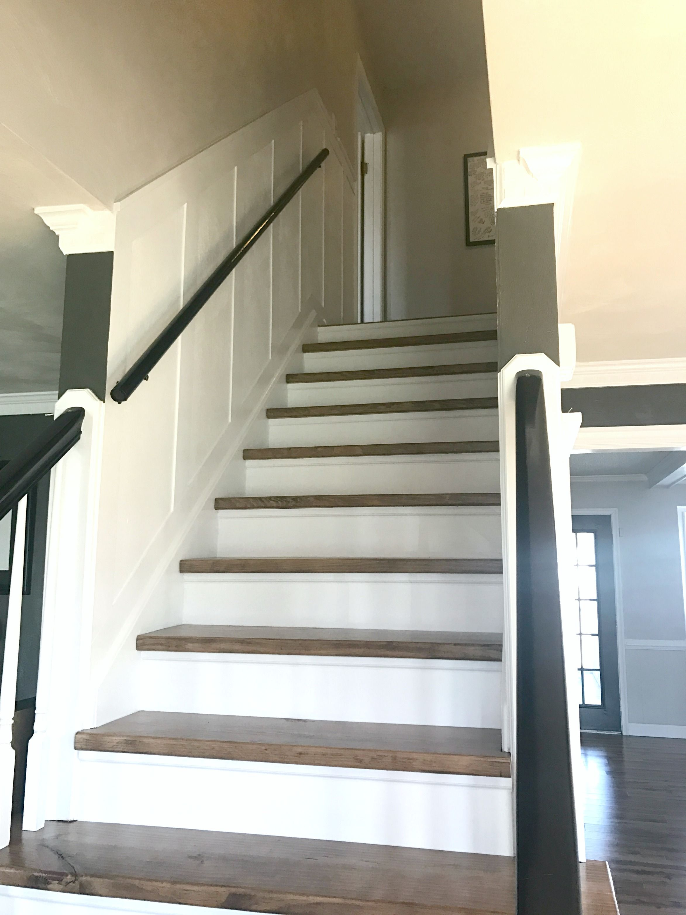 Best How To Make Wood Stairs Treads For Cheap Simply Swider 400 x 300
