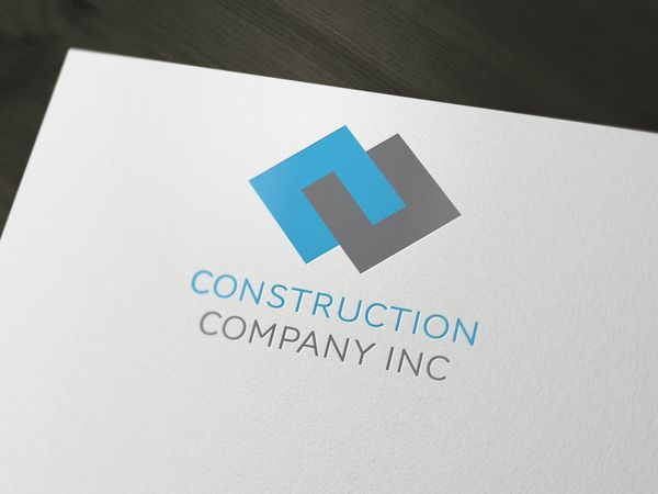 Construction Incorporated Logo