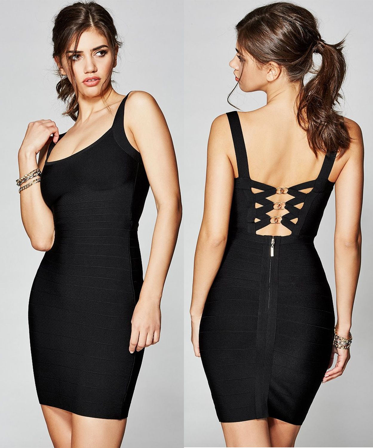 The Vasti Bandage Dress  3612b498b0c7