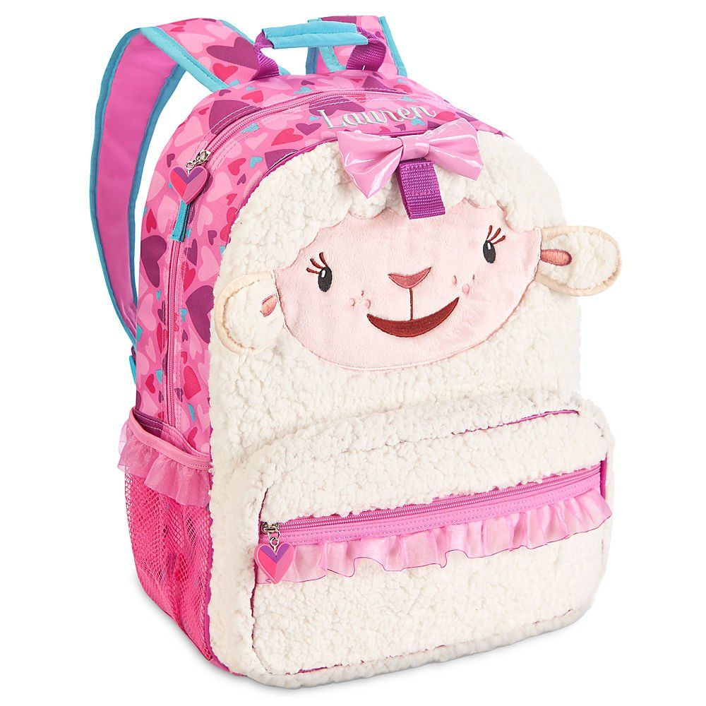 Disney Doc McStuffins Lambie Backpack   Disney Bags, Wallets and ... 8002ea0faed
