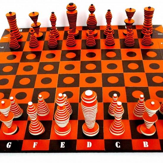 The Ultimate Chess Game