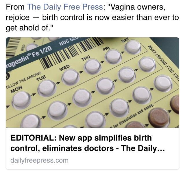 Vitamin Supplements And Birth Control