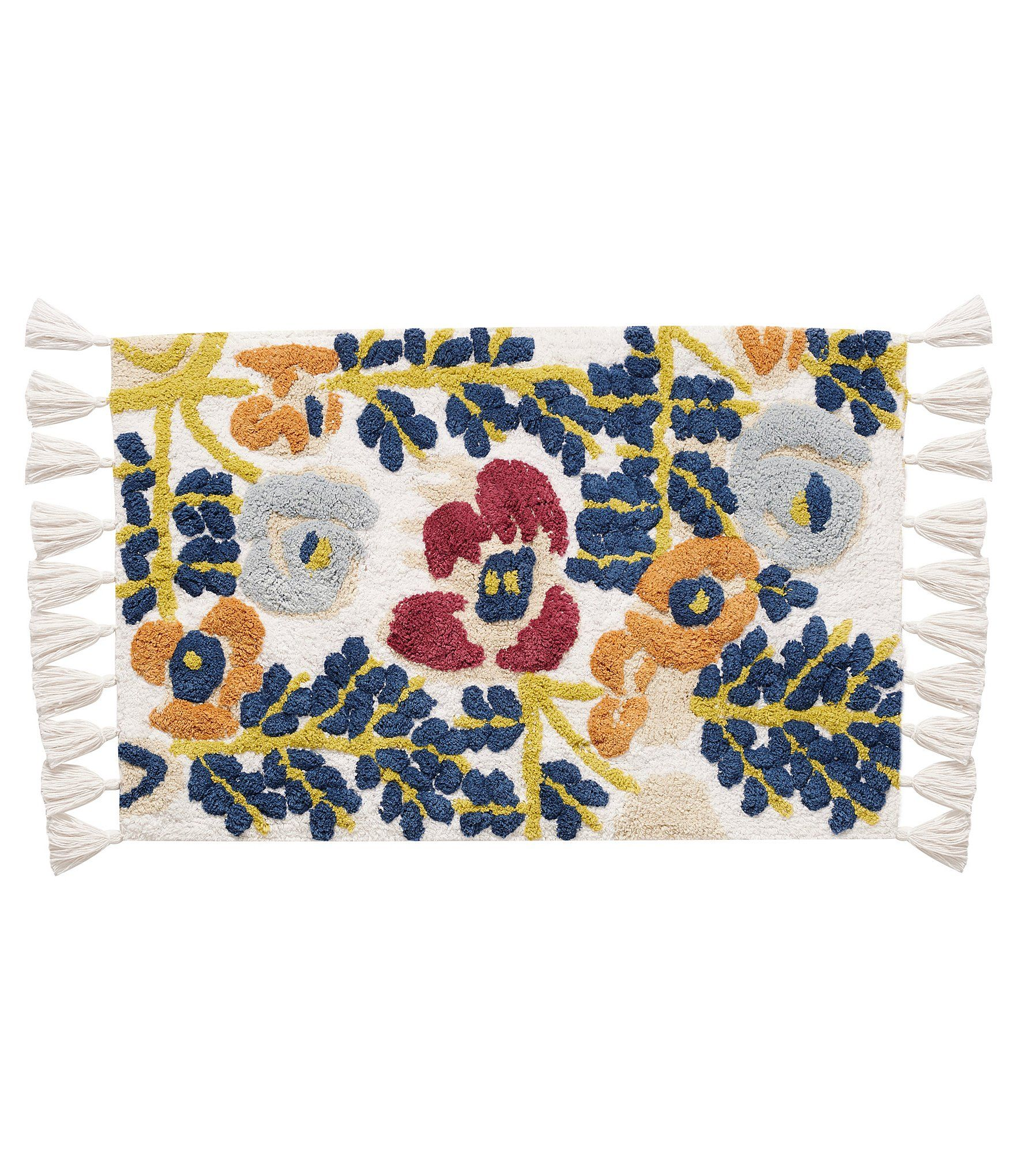 Pin By Jennifer Stanley On Essential Expressions Floral Bath Rugs Anthropologie Home Bath Rug [ 2040 x 1760 Pixel ]