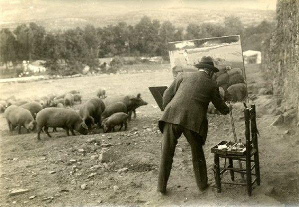 Joaquín Sorolla  (Spanish, 1863 – 1923) painter by BoFransson, via Flickr