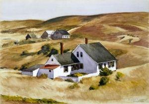Jenness House, Truro - Edward Hopper - The Athenaeum
