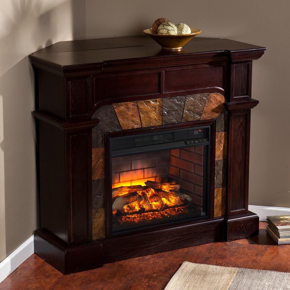 48+ Freestanding corner electric fireplace information