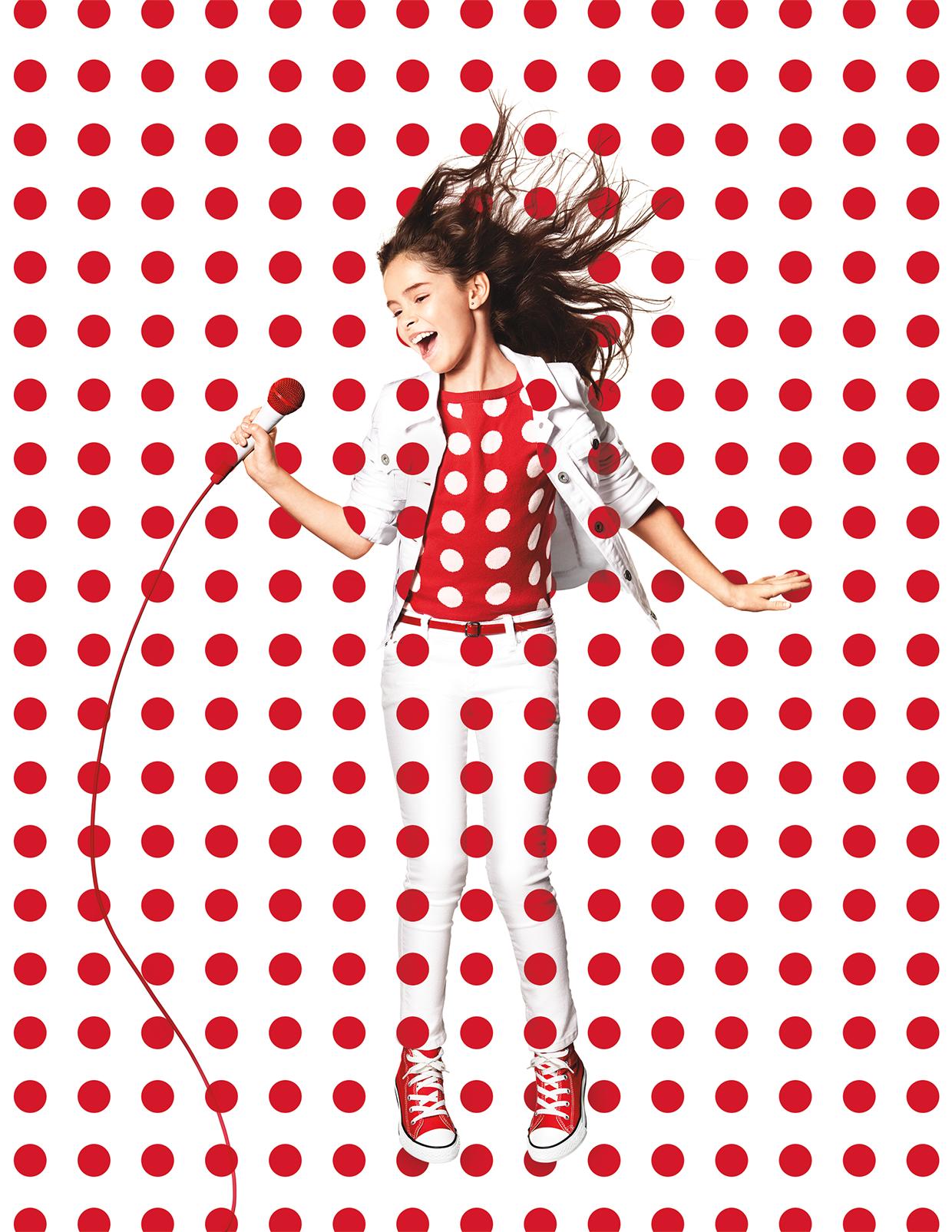 Target's logo is elegantly simple. One dot. One ring.