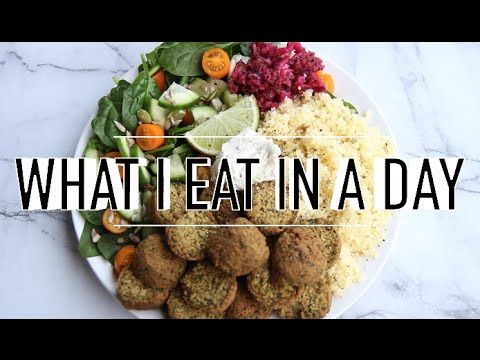 WHAT I EAT IN A DAY #38 | VEGAN - YouTube