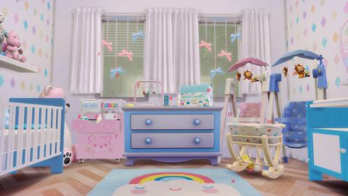 Resultado de imagem para cc sims 4 baby bed sims4 sims 4 sims und m bel - Sims 3 babyzimmer ...