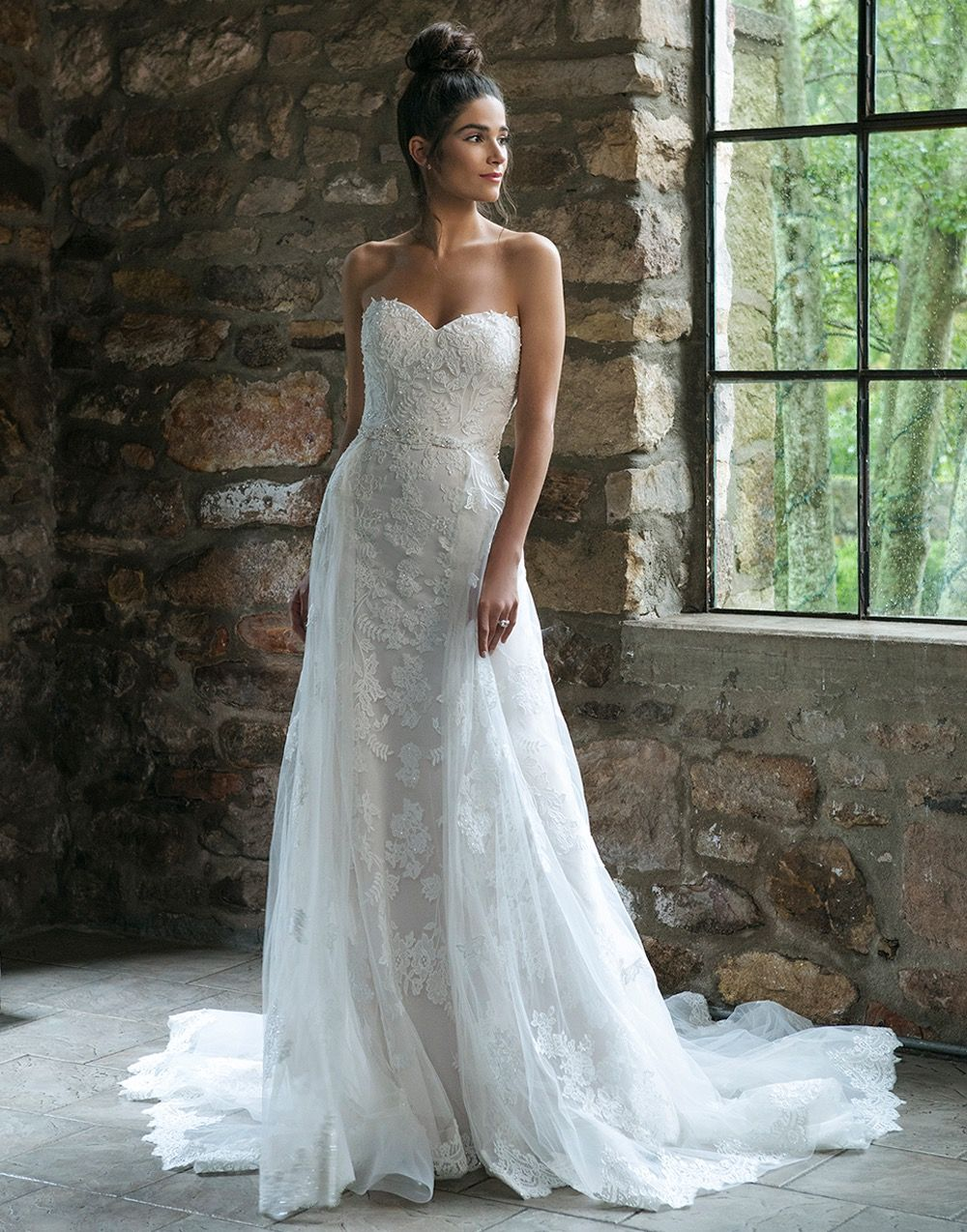 3d149e273f7 Bridal Collections by Justin Alexander – Sweetheart   Sincerity ...