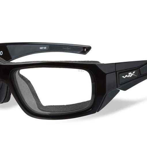 19cbaec01eca WileyX Enzo | Survival | Glasses, Matte black, Black