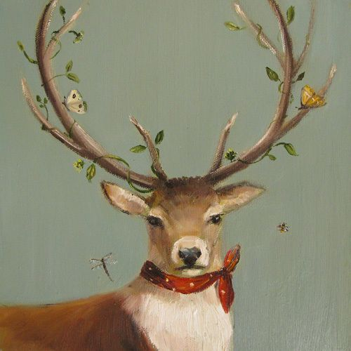 Portrait of a Country Squire - Janet Hill Prints - Easyart.com