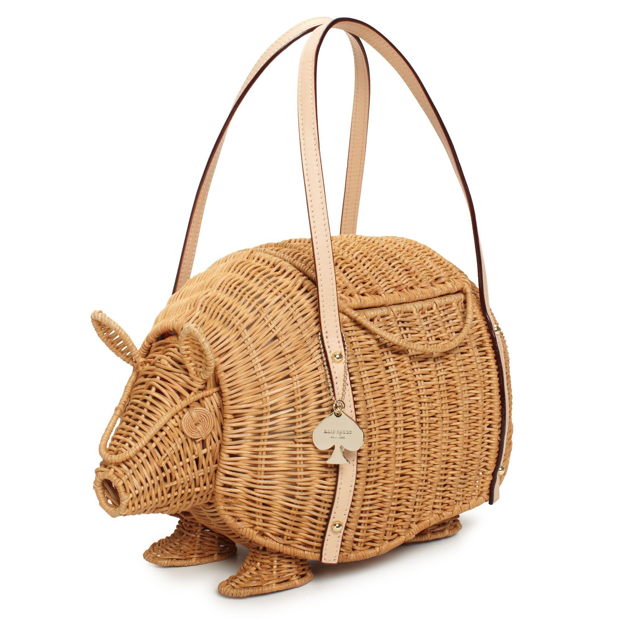 Kate Spade Armadillo Handbag