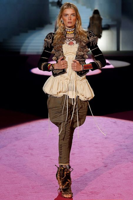 Dsquared², Look #3