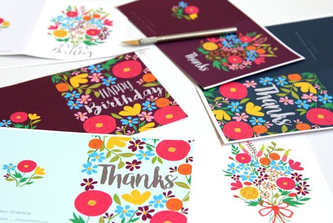 free printable flower greeting cards  cards greeting