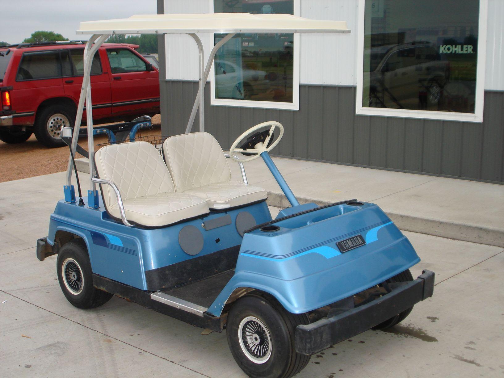Yamaha g1 examples golf cart pinterest golf carts for Yamaha golf cart repair near me