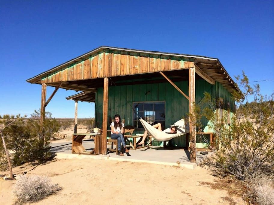rock cabins rental haven cabin joshua tree vacation