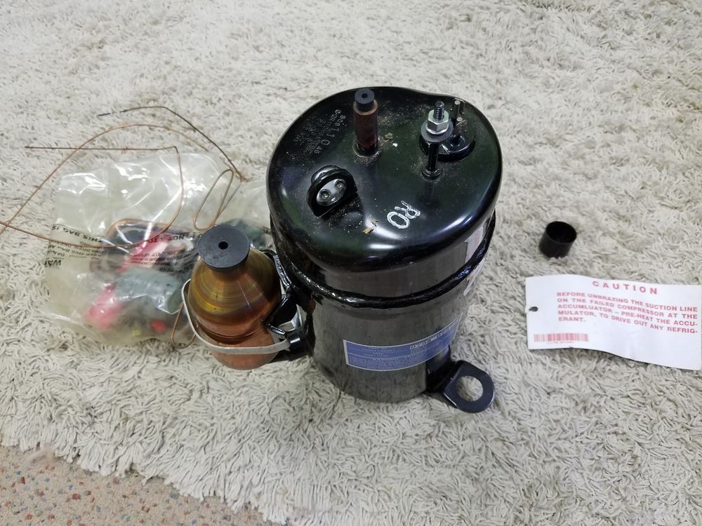 General Electric Air Conditioner/Heat Pump Compressor