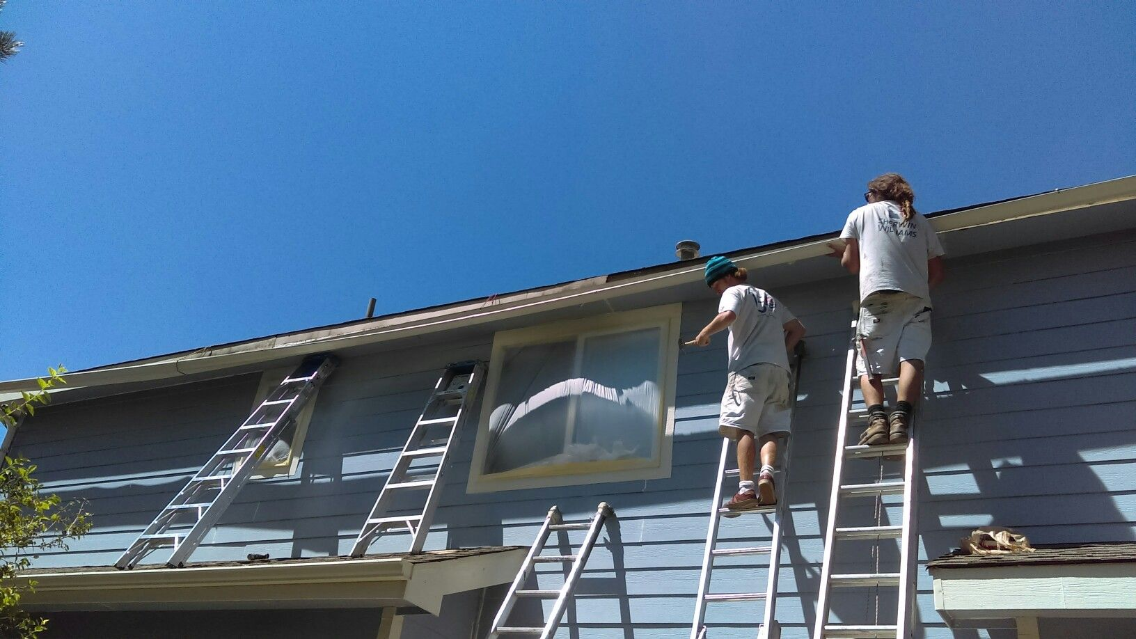 Windsor Co Sunrise Painting Inc Fascia Board