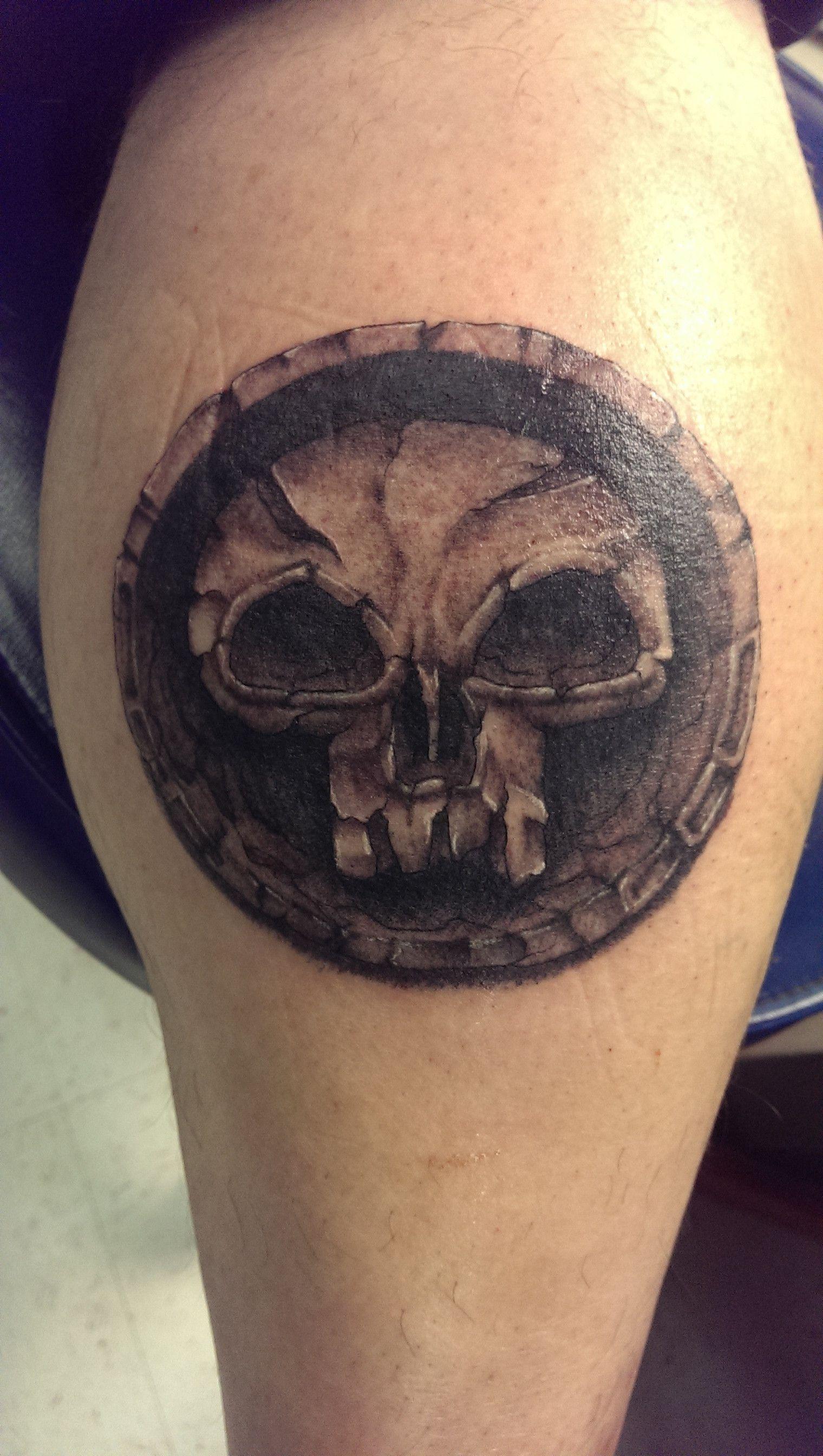 Jma4l7tg 15202688 pixels tats pinterest symbols magic the gathering black mana symbol sean diego hypnotik tattooz biocorpaavc