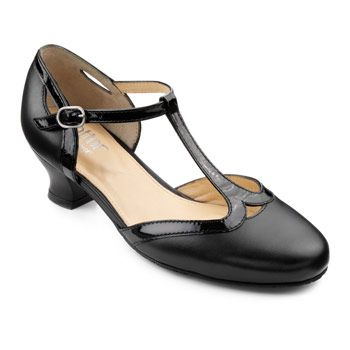 1920s Style Shoes for Women- Flapper