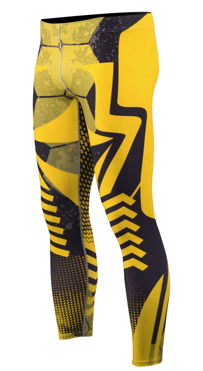 818e9a3406 zipravs High Quality Sublimation printing compression tights ...