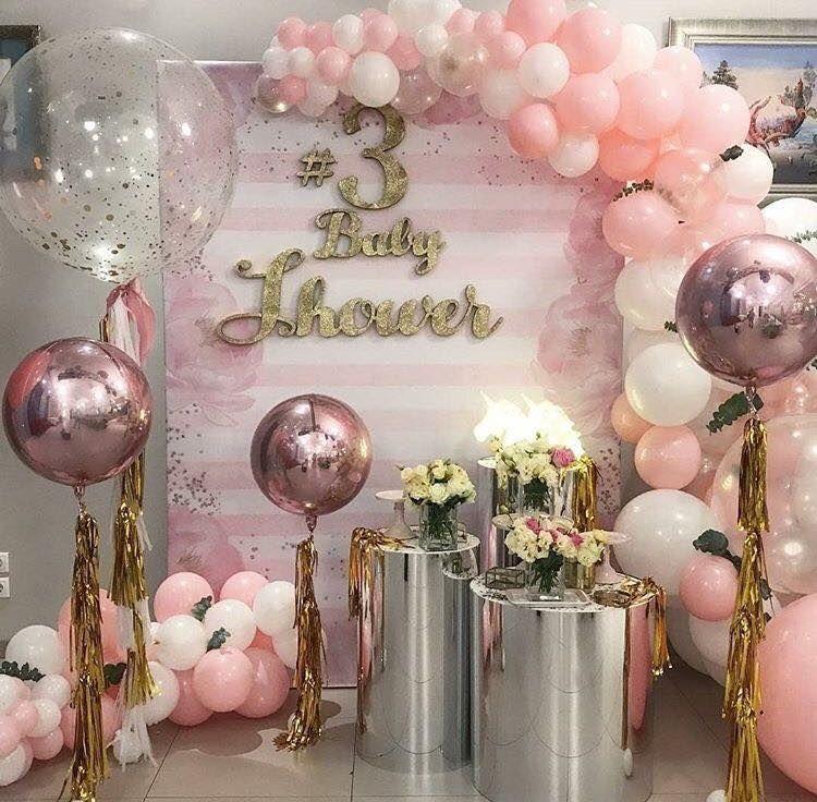 Las mejores ideas para decorar un baby shower Decoracion