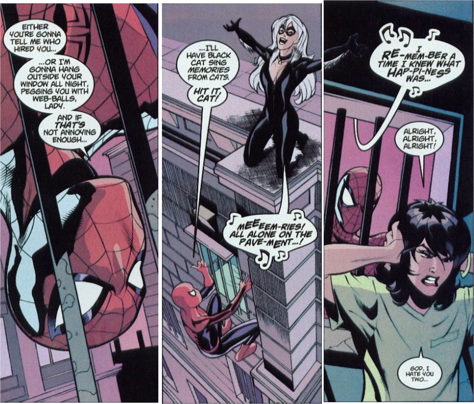 Ultimate Spider Man Free Comic Book Day: Spider-Man And Black Cat