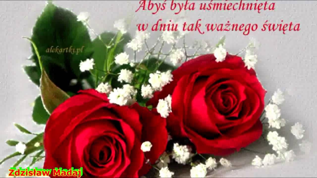8 Marca Dzien Kobiet Beautiful Roses Rose Flowers