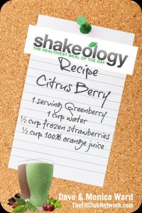 Shakeology Mug Cake