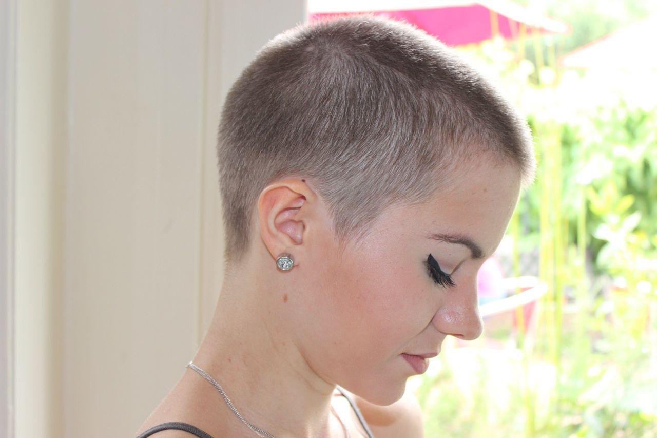 "mulheres de cabelo rapado Photo My Style ""Tomboy"