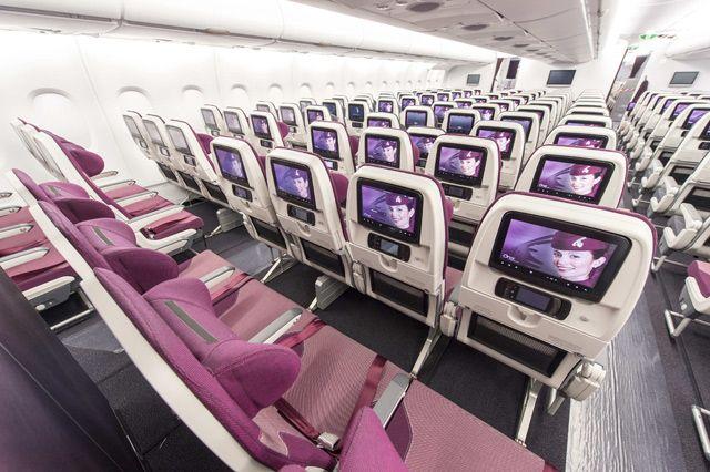 Asset Image Qatar Airways Economy Qatar Airways Airline Economy