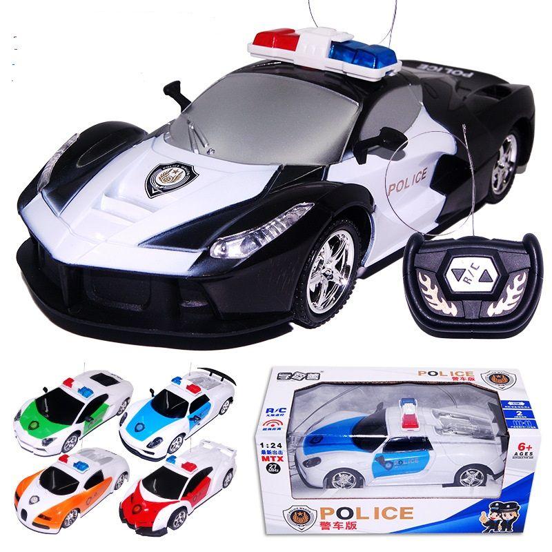 1 24 Rc Car Toys Toys Con Excavadora Coche De Control Remot Carrinho