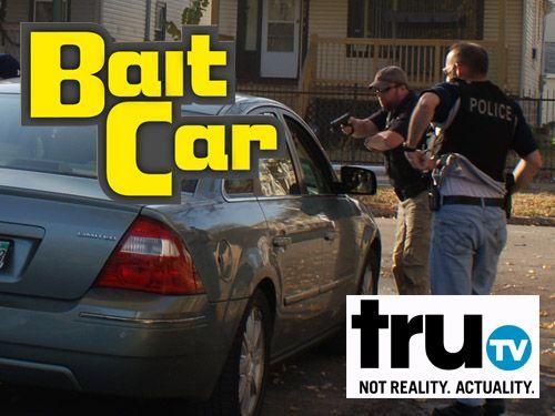 A Vacation On Bait Car All I Want For Christmas Pinterest Bait - Bait car tv show