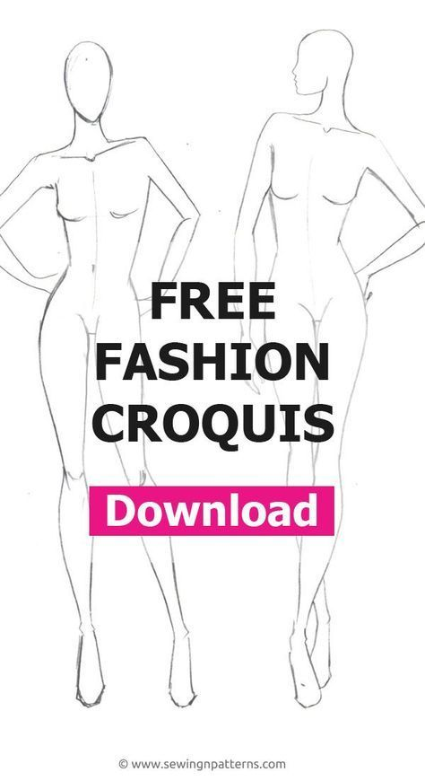 Photo of Fashion figure templates: The ultimate list for your next fashion project